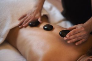 The Bliss of Hot Stone Fusion Massage