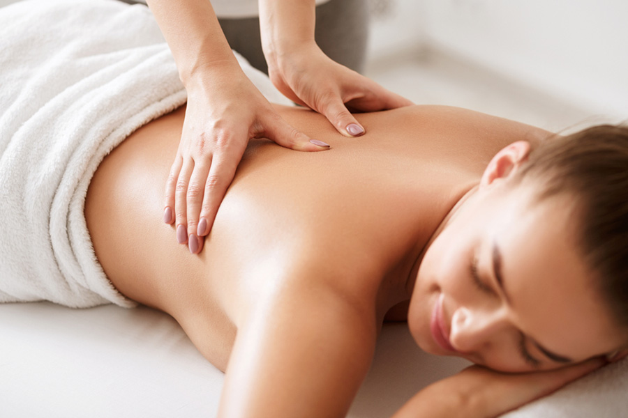 Boost your immune system with massage