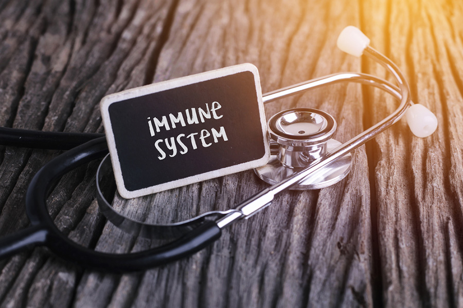 Massage to boost your immune system
