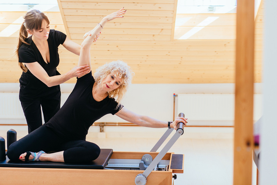 Pilates can keep you strong for longer