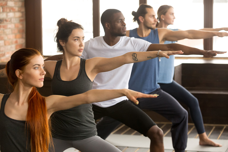 Yoga to boost your immune system